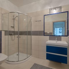Отель PCD Aparthotel Ochota Польша, Варшава - отзывы, цены и фото номеров - забронировать отель PCD Aparthotel Ochota онлайн ванная