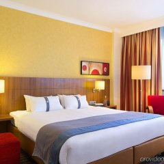 Отель Holiday Inn Amsterdam комната для гостей