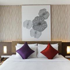 Отель Aspira Prime Patong 3* Улучшенный номер разные типы кроватей фото 3