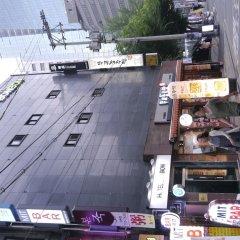 Отель Bonbon By Seoulodge Myengdong Сеул приотельная территория