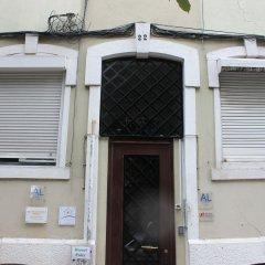 Nook Lisbon Hostel Лиссабон удобства в номере