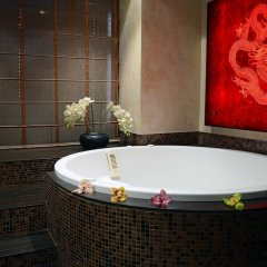 Отель Buddha-Bar Hotel Prague Чехия, Прага - 13 отзывов об отеле, цены и фото номеров - забронировать отель Buddha-Bar Hotel Prague онлайн ванная фото 2