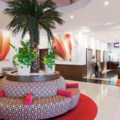 Отель ibis Al Barsha интерьер отеля