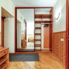 Апартаменты Premium Apartments Smolenskaya 7 Москва сауна