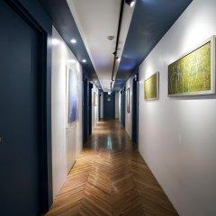 Отель KOTEL YAJA sadang art gallery интерьер отеля