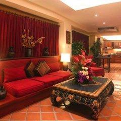Отель Nirvana Boutique Suites Паттайя комната для гостей
