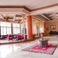 Zalagh Kasbah Hotel and Spa интерьер отеля фото 3