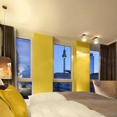 Отель Indigo Berlin-Alexanderplatz Германия, Берлин - отзывы, цены и фото номеров - забронировать отель Indigo Berlin-Alexanderplatz онлайн комната для гостей фото 2