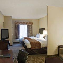 Отель Comfort Suites Cicero комната для гостей фото 2