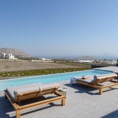Отель Samsara - Santorini Luxury Retreat Греция, Остров Санторини - отзывы, цены и фото номеров - забронировать отель Samsara - Santorini Luxury Retreat онлайн бассейн фото 3