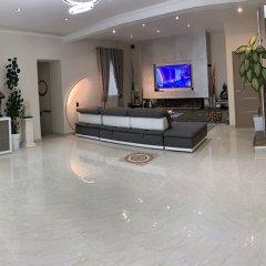 Отель Luxueuse et Confortable Villa sur Mer Франция, Ницца - отзывы, цены и фото номеров - забронировать отель Luxueuse et Confortable Villa sur Mer онлайн интерьер отеля