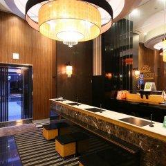 APA Hotel Asakusa Kuramae интерьер отеля