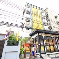 Отель OYO 265 Ratchada Connect Таиланд, Бангкок - отзывы, цены и фото номеров - забронировать отель OYO 265 Ratchada Connect онлайн вид на фасад