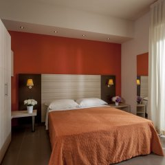 Hotel Aurora Mare Римини комната для гостей фото 4