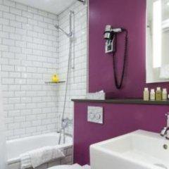 Отель Andersen Boutique Hotel Дания, Копенгаген - отзывы, цены и фото номеров - забронировать отель Andersen Boutique Hotel онлайн ванная фото 3