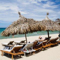 Отель De Campagne Villa Hoi An пляж