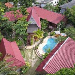 Отель Kantiang Oasis Resort & Spa спортивное сооружение