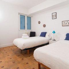 Отель Apartamento Bella By People Rentals Испания, Сан-Себастьян - отзывы, цены и фото номеров - забронировать отель Apartamento Bella By People Rentals онлайн комната для гостей фото 3
