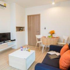 Отель Connext Residence 3* Улучшенный номер с разными типами кроватей