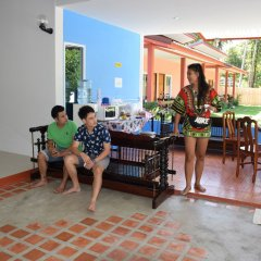 Отель Baan Thai Lanta Resort Ланта питание фото 2