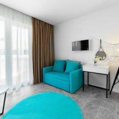 Гостиница Бора-Бора в Анапе отзывы, цены и фото номеров - забронировать гостиницу Бора-Бора онлайн Анапа комната для гостей фото 4