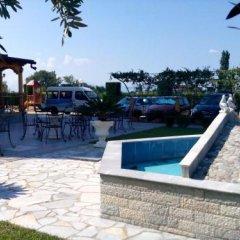 Отель Globi Албания, Шенджин - отзывы, цены и фото номеров - забронировать отель Globi онлайн бассейн фото 3
