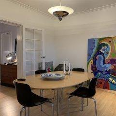 Отель 2 bedroom apt Axel Møllers Have 1422-1 Фредериксберг в номере фото 2