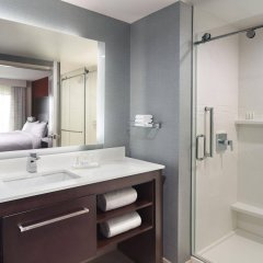Отель Marriott Columbus University Area ванная фото 2