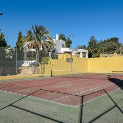 Отель Villa Privilege Tennis спортивное сооружение