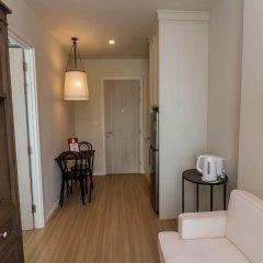 Отель NIDA Rooms Luxury Chalong Pier удобства в номере