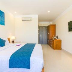 Navy Hotel Cam Ranh Камрань комната для гостей фото 5