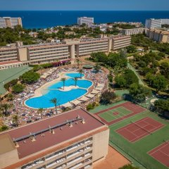 Отель Club Cala Romani спа