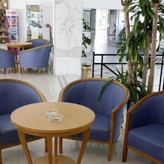Отель Baya Beach Aqua Park Resort & Thalasso Тунис, Мидун - отзывы, цены и фото номеров - забронировать отель Baya Beach Aqua Park Resort & Thalasso онлайн гостиничный бар
