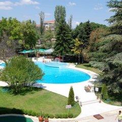 Отель Koral Болгария, Св. Константин и Елена - 1 отзыв об отеле, цены и фото номеров - забронировать отель Koral онлайн бассейн фото 3