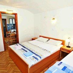 Отель Marinovic Черногория, Будва - отзывы, цены и фото номеров - забронировать отель Marinovic онлайн комната для гостей фото 3