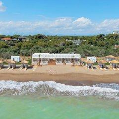 Club Privé By Rixos Belek Турция, Белек - отзывы, цены и фото номеров - забронировать отель Club Privé By Rixos Belek - All Inclusive онлайн пляж