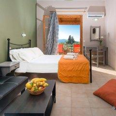 Отель Katerina Греция, Закинф - отзывы, цены и фото номеров - забронировать отель Katerina онлайн комната для гостей фото 4