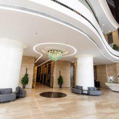 Muong Thanh Luxury Vien Trieu Hotel Нячанг интерьер отеля