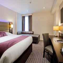 Отель Premier Inn London Southwark (High St) Великобритания, Лондон - отзывы, цены и фото номеров - забронировать отель Premier Inn London Southwark (High St) онлайн комната для гостей