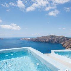 Отель Gizis Exclusive Греция, Остров Санторини - отзывы, цены и фото номеров - забронировать отель Gizis Exclusive онлайн бассейн