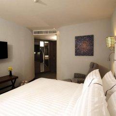 Отель Sukhumvit Suites Бангкок комната для гостей