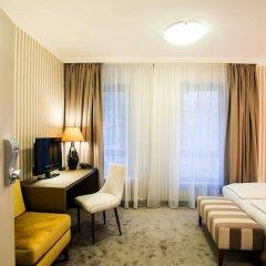 Отель Ambra Hotel Венгрия, Будапешт - 4 отзыва об отеле, цены и фото номеров - забронировать отель Ambra Hotel онлайн комната для гостей фото 2