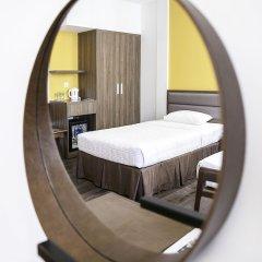Отель Liberty Hotel Saigon Parkview Вьетнам, Хошимин - отзывы, цены и фото номеров - забронировать отель Liberty Hotel Saigon Parkview онлайн балкон