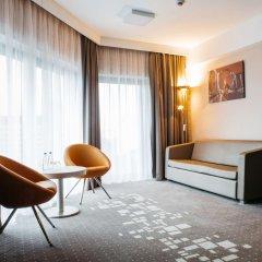 Отель Q Hotel Plus Wroclaw Польша, Вроцлав - 1 отзыв об отеле, цены и фото номеров - забронировать отель Q Hotel Plus Wroclaw онлайн комната для гостей фото 4