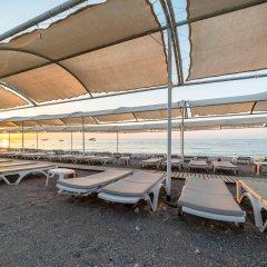 Armas Kaplan Paradise Турция, Кемер - 4 отзыва об отеле, цены и фото номеров - забронировать отель Armas Kaplan Paradise - All Inclusive онлайн пляж фото 2