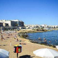 Отель Getawaysmalta - Seashells Penthouse 12 With Terrace and sea View in Bugibba Мальта, Буджибба - отзывы, цены и фото номеров - забронировать отель Getawaysmalta - Seashells Penthouse 12 With Terrace and sea View in Bugibba онлайн фото 5