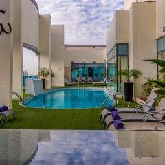 Отель First Central Hotel Suites ОАЭ, Дубай - 11 отзывов об отеле, цены и фото номеров - забронировать отель First Central Hotel Suites онлайн бассейн