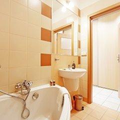 Отель Little Home - Napoli Сопот ванная