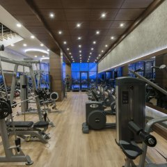 Akrones Thermal Spa Convention Hotel фитнесс-зал фото 2