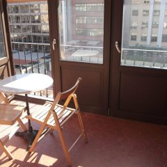 Lenin Hostel балкон